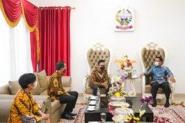Garuda rencana buka pengiriman barang langsung Makassar ke Shanghai