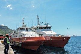 Basarnas tambah satu kapal untuk pencarian kapal selam KRI Nanggala-402