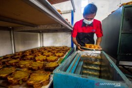 Menciptakan kenangan indah Ramadhan  dengan kue Bingka