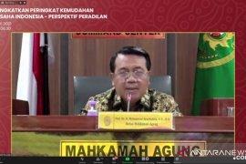 Alasan MA yakin Indonesia bisa tembus peringkat 40 survei kemudahan berusaha