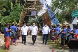 Kadin melanjutkan pengembangan desa tangguh wisata di Lombok Utara