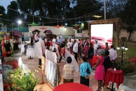 Peringati hari Kartini, Indonesia adakan pameran tenun dan batik Nusantara di Kuba