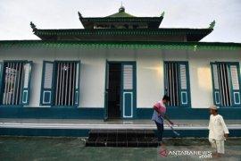Masjid Tua Wani di Palu
