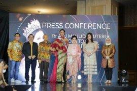 Mustika Ratu-YPI kirim Ayu Maulida Putri ke ajang Miss Universe di AS