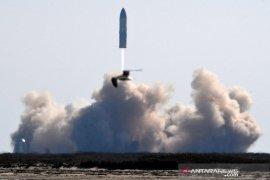 SpaceX kirim kapsul dengan empat orang astronot baru ke luar angkasa