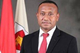 Anggota DPR Yan Mandenas ajak warga Papua kawal pelaksanaan UU Otsus yang baru