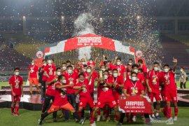 Persija Jakarta kembali latihan mulai 20 Mei secara tertutup