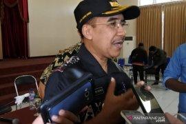 Relokasi korban bencana Seroja  di Kota Kupang dalam satu lokasi