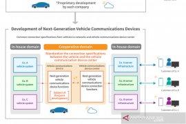 Pabrikan otomotif Jepang teken kerja sama mobil terkoneksi