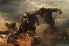 "\""Godzilla vs. Kong\"" tayang perdana  di Catchplay+"