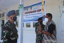 Bandara Samrat peduli dunia pendidikan di Sulut