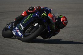 Quartararo rebut pole position GP Spanyol