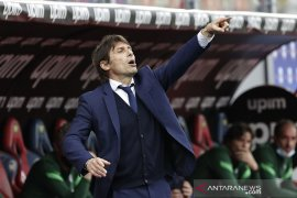 Conte rasakan kesulitan serupa tangani Inter dan Juve