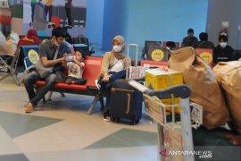 Arus mudik di Bandara SMB II Palembang, Minggu alami peningkatan Page 2 Small