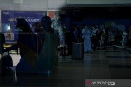 Arus mudik di Bandara SMB II Palembang, Minggu alami peningkatan Page 3 Small