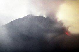 BPPTKG: Gunung Merapi meluncurkan awan panas guguran sejauh dua kilometer