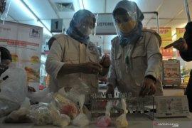 Kandungan formalin ditemukan pada 13 sampel makanan di Palembang