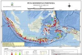 Gempa magnitudo 5,5 mengguncang Melonguane, Sulawesi Utara