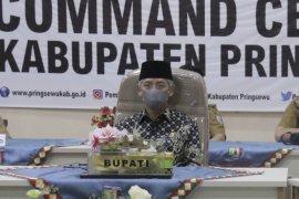 Bupati Pringsewu ikuti Musrenbangnas 2021