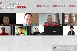 1.018 Komunitas Indonesia Timur Deklarasi Program TAGANA KITA