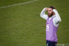 Alami cedera, Ramos kemungkinan telah mainkan laga terakhir di Madrid
