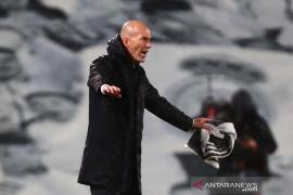 Zidane: tak ada keajaiban dalam sepak bola
