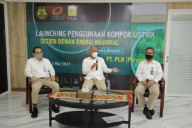 Dewan Energi Nasional Wajibkan Pegawainya Gunakan Kompor Induksi