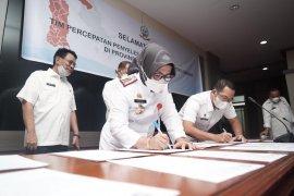 Proses percepatan penegasan batas daerah Makassar-Gowa masuk tahap verifikasi