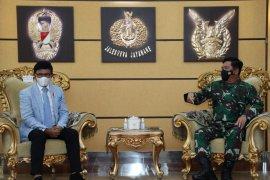 Kominfo gandeng TNI amankan pembangunan infrastruktur digital
