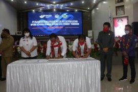 BP2MI MoU perlindungan migran Pemkot Tomohon dan Bitung