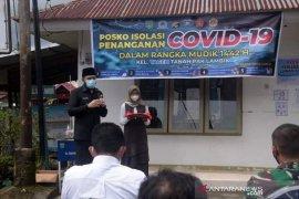 Wako Padang Panjang luncurkan TPL Punya Posko Isolasi