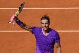 Nadal  ke 16 besar Madrid. Open, Barty ditantang Badosa