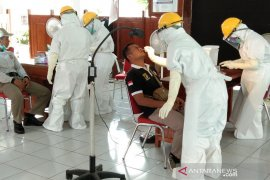 Pasien positif COVID-19 di Bantul bertambah 57 orang
