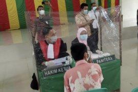 PN Rengat sidangkan 21 pelanggar prokes