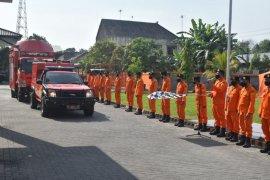 Basarnas Yogyakarta menerjunkan 74 personel siaga SAR Khusus Lebaran
