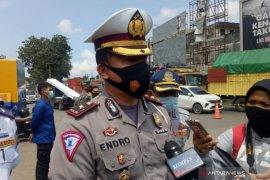 Penyekatan di posko KM 12 dan Nilakandi Kertapati jadi fokus utama di Palembang