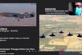 TNI perlu membentuk Pusat Komando Pertahanan Sibernika Udara