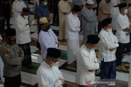 Gubernur Sultra izinkan Shalat Idul Fitri 1442 H di masjid dan ruang terbuka