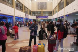 Terdapat lonjakan penumpang di Bandara Hang Nadim