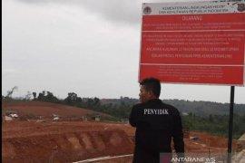 Penyidik Gakkum KLHK tahan Direktur PT PMB tersangka perusak hutan lindung di Batam