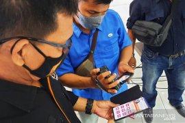 Polres Pariaman luncurkan pelayanan berbasis gawai