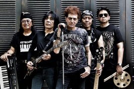 "Jelang Idul Fitri, Grup rock legendaris God Bless aransemen ulang \""Mulai Hari Ini\"""