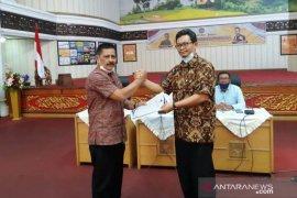 Gustami Hidayat terpilih secara aklamasi pimpin PTMSI Sumbar