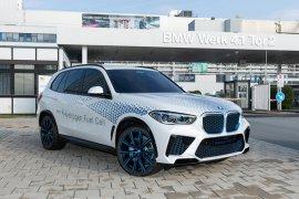 Mobil hidrogen BMW akan tersedia 2022, cocok untuk jarak jauh