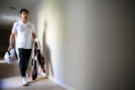 Juan Correa kembali membalap, 20 bulan setelah tragedi di Spa