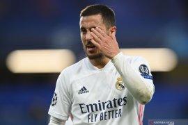 Liga Champions, Eden Hazard minta maaf karena tertawa dengan pemain Chelsea
