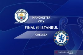 Porto jadi opsi final Liga Champions Man City vs Chelsea