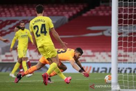 Villarreal lewati Arsenal ke final Liga Europa setelah jaga agregat 2-1