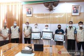PLN UIW Sulselrabar salurkan bantuan Rp170 juta untuk dhuafa di masa pandemi