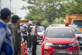 Penyekatan Pemudik Di Jalan Lintas Timur Sumatera Page 1 Small